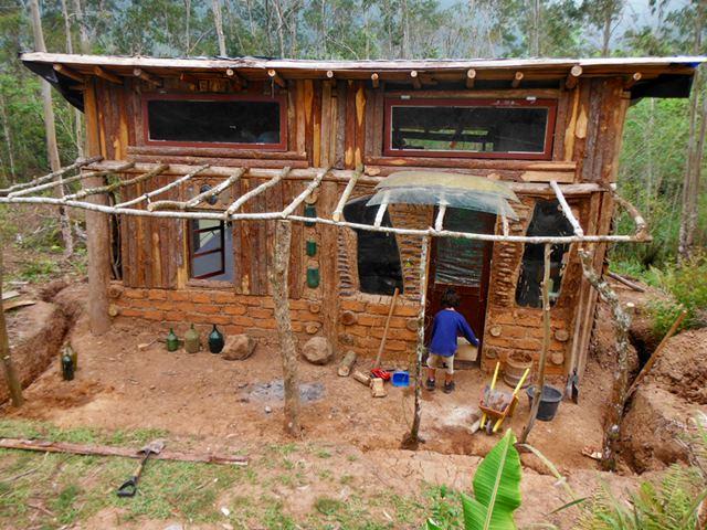 Casa Mãe - O Rancho Permacultural